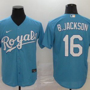 Youth Kansas City Royals Bo Jackson Jersey